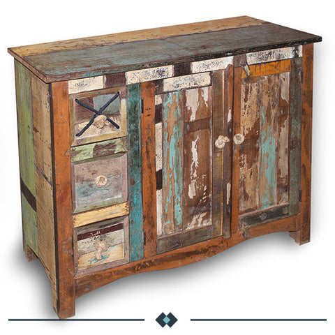 Reclaimed wood furniture rustic natural from harley lola Reclaimed wood furniture colorado