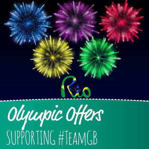 Team GB Olympic Medal Offers
