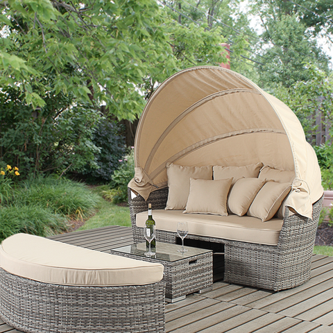 Spring Sale Garden Furniture Collection 2015