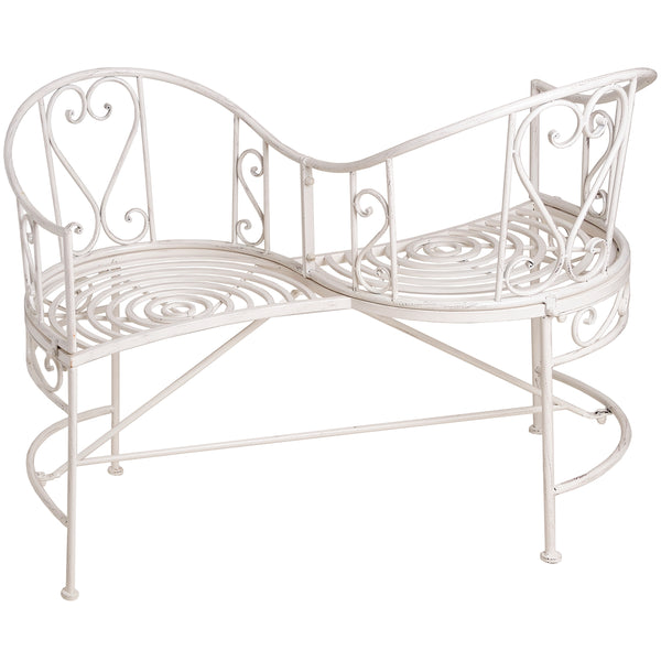 Rose Love Seat by Harley & Lola