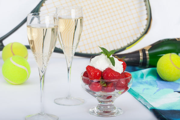 Champagne, Strawberries & Cream, Wimbledon