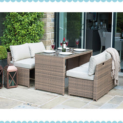 Rattan Furniture by Harley and Lola