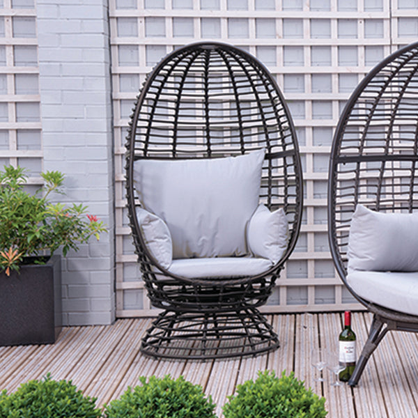 Pacific Lifestyle Tobago Outdoor Egg Chair by Harley & Lola