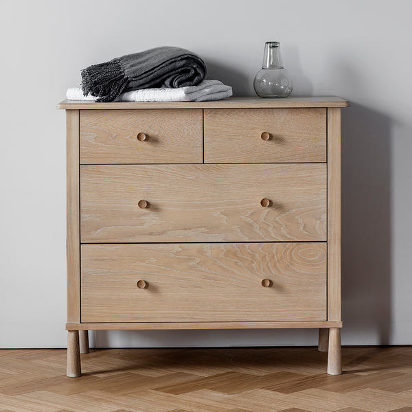 Frank Hudson furniture Wycombe Chest of Drawers by Harley & Lola