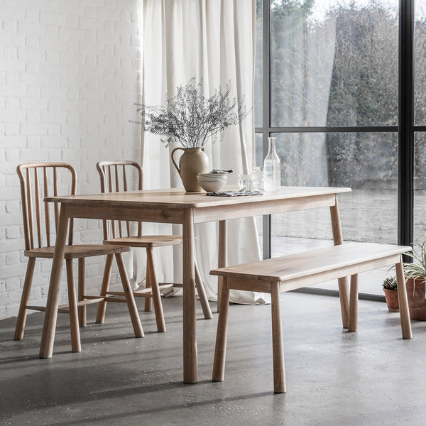 Wycombe Dining Table by Harley & Lola