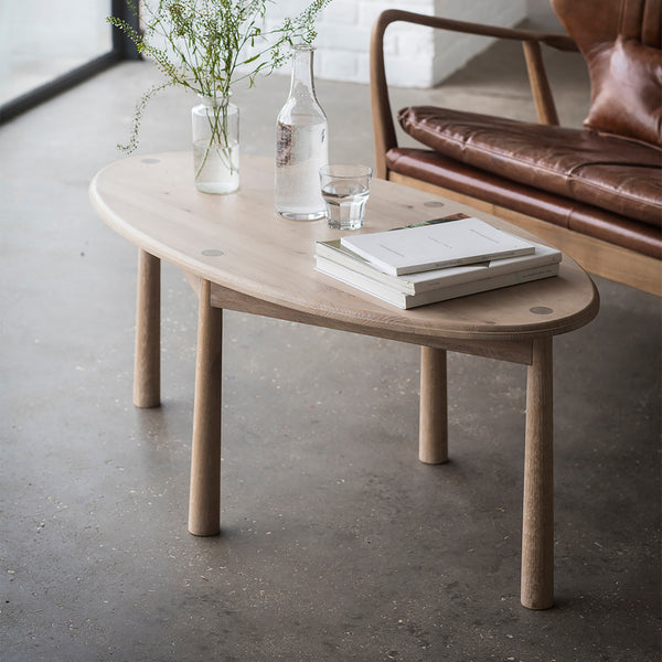 Frank Hudson furniture Wycombe Coffee Table by Harley & Lola