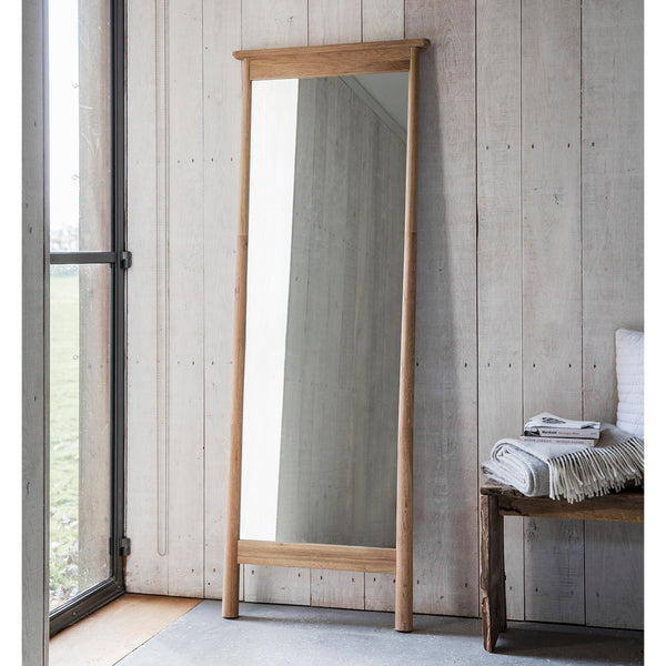 Frank Hudson Furniture Wycombe Cheval Mirror by Harley & Lola