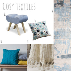 Cosy Textiles by Harley and Lola