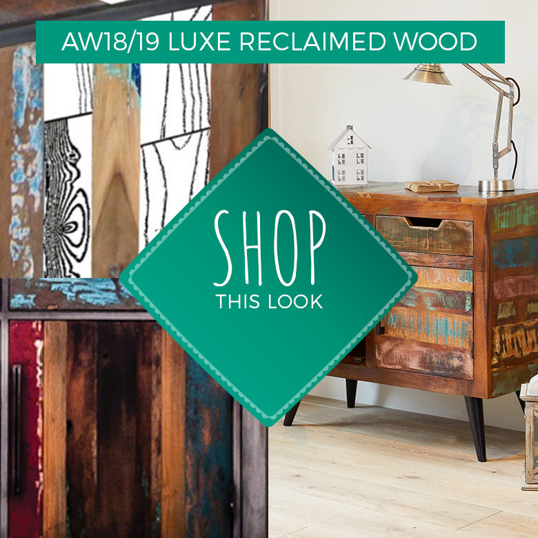 AW18/19 - Luxe Reclaimed Wood