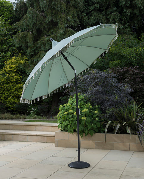 Norfolk Leisure Carrousel 2.7m Parasol by Harley & Lola