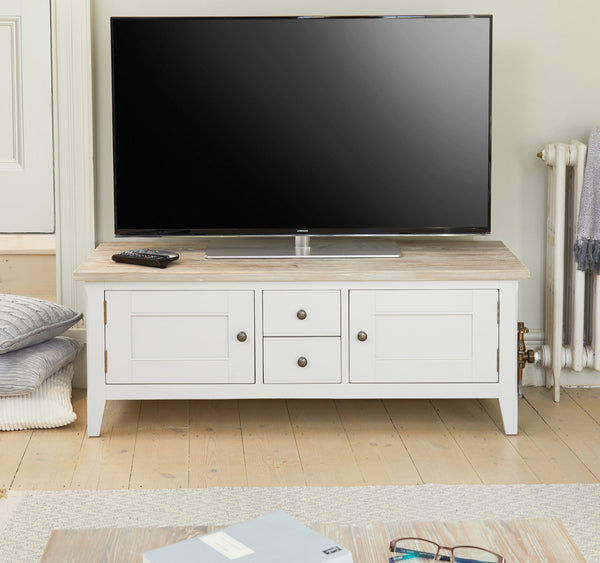 Baumhaus Signature Widescreen Television Stand by Harley & Lola