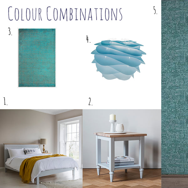 Colour Combinations by Harley and Lola