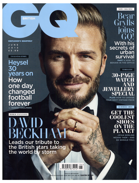 GQ Magazine June 2015