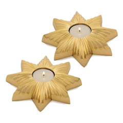 Star T-light Holders by Harley and Lola