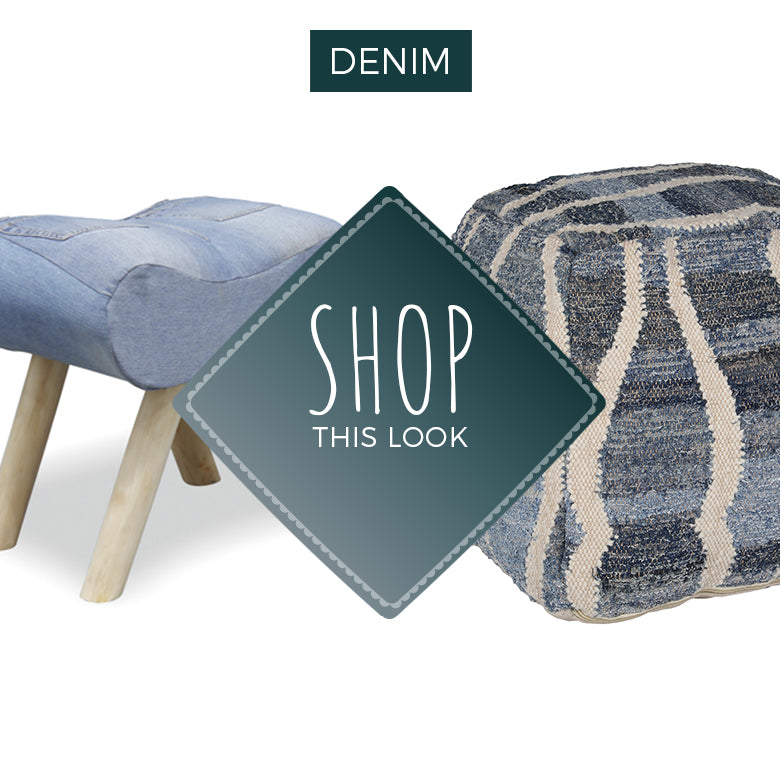 Shop The Look: Denim
