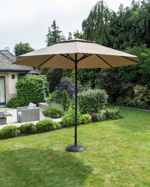 Norfolk Leisure Easy Up Parasol 2.7m by Harley & Lola