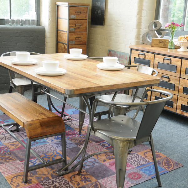 Hoxton Rectangular Dining Table by Harley & Lola