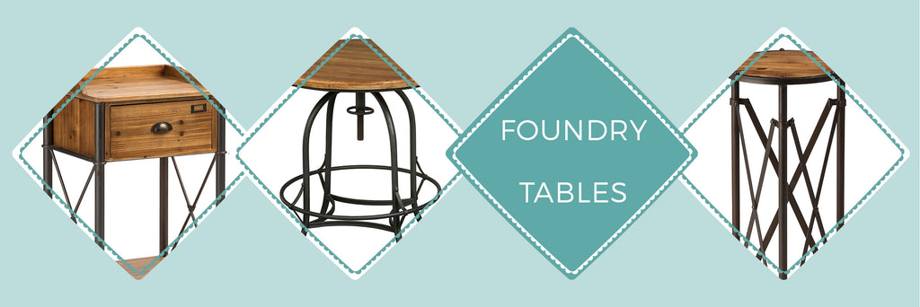 Foundry Table Range