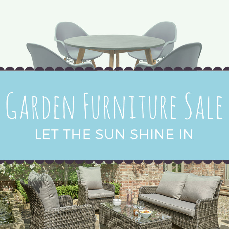 Garden Furniture Sale