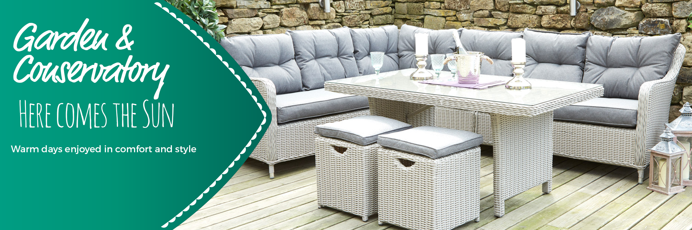 Garden Furniture Rattan Conservatory Patio From Harley Lola