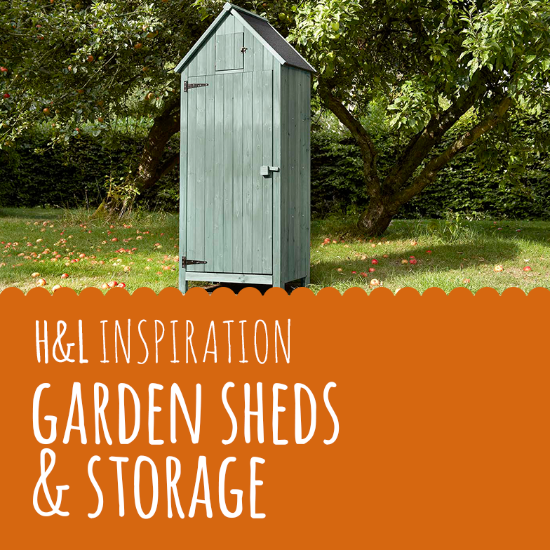 Garden Sheds and Storage