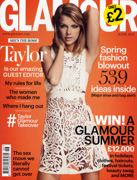 Glamour Inspired Interiors June 2015