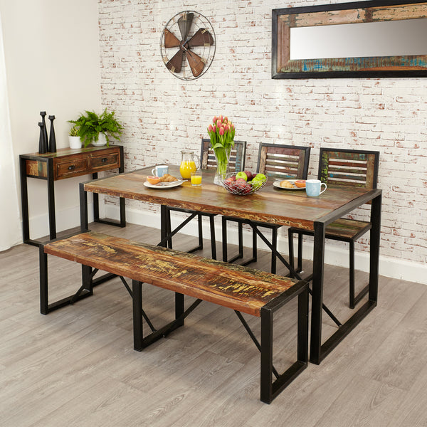 Urban Chic Large Dining Table by Harley & Lola