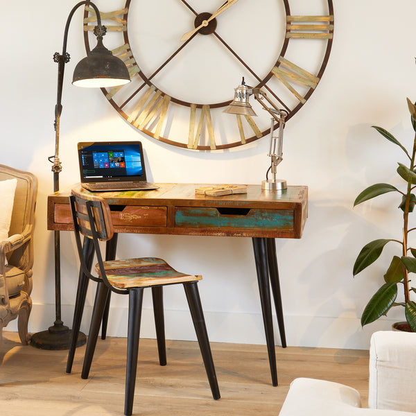 Baumhaus Coastal Chic Laptop Desk / Dressing Table by Harley & Lola