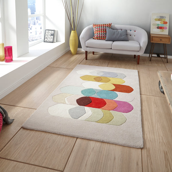 Think Rugs Inaluxe Coda Rug by Harley & Lola
