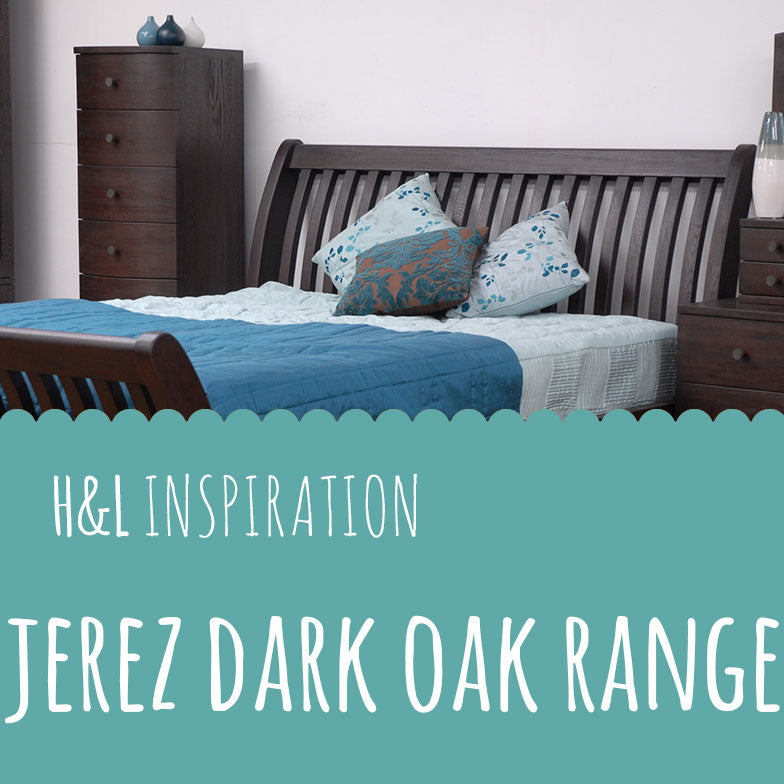 Jerez Dark Oak Range