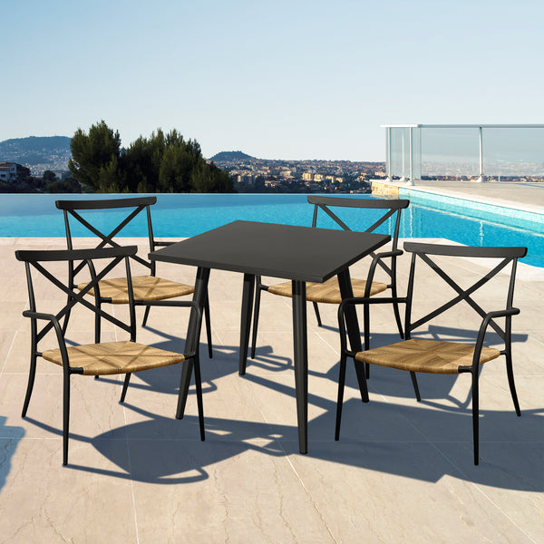 Milos Dining Set by Harley & Lola