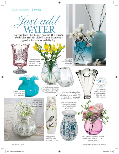 Period Homes & Interiors Just Add Water February 2016