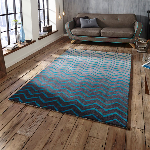 Spectrum Rug by Harley & Lola