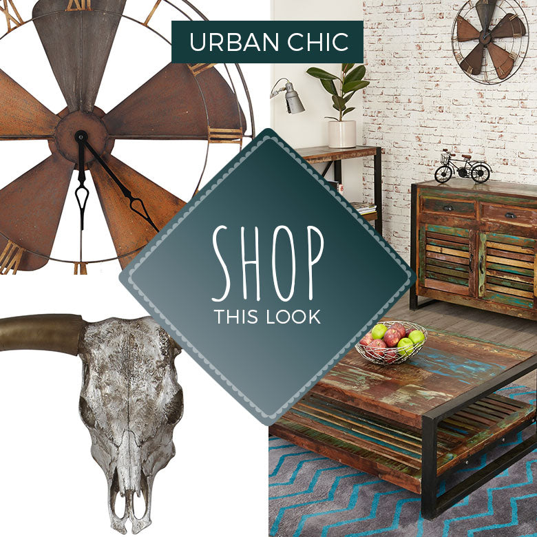 Shop The Look: Urban Chic