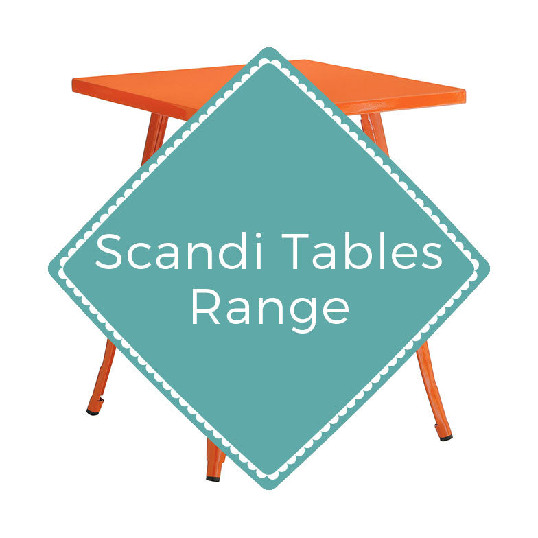Scandi Cubic Tables