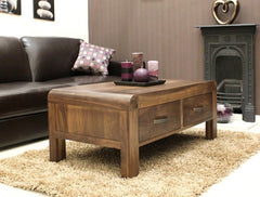 Shiro 4 Drawer Coffee Table