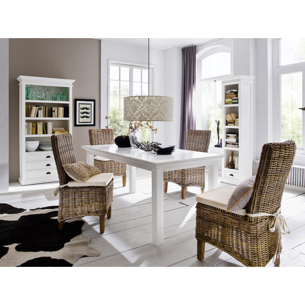 Novasolo Halifax Dining Table 160 by Harley & Lola