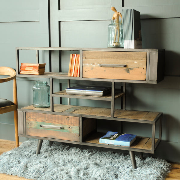 Nordic Reclaimed Buffet Shelving Unit by Harley & Lola