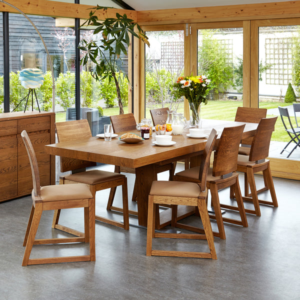 Olten Dining Table and Chairs Set by Harley and Lola