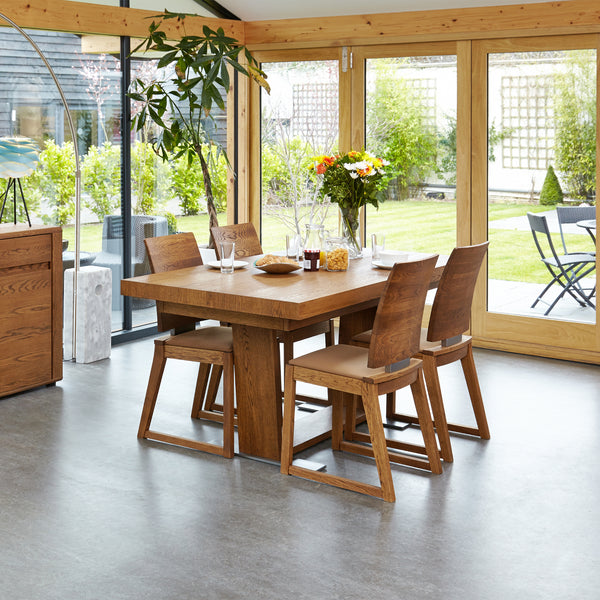 Olten Extendable Dining Table by Harley and Lola