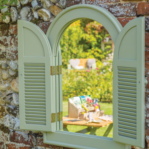 Verdi Outdoor Arch Mirror by Harley & Lola