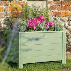 Florenity Verdi Rectangular Planter by Harley & Lola