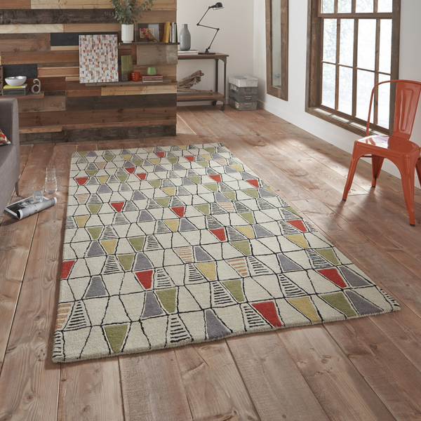 Think Rugs Fiona Howard Echo Rug by Harley & Lola