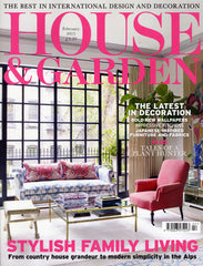 House & Garden Magazine Room Revolutions February 2015