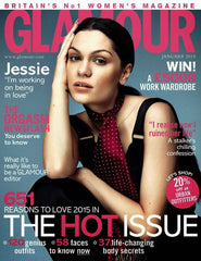 Glamour Magazine There's No Place Like Home January 2015