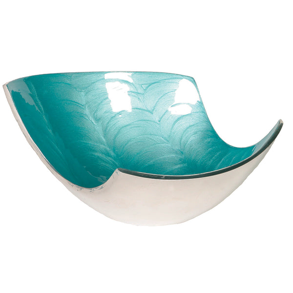 Aqua Scoop Bowl by Harley & Lola
