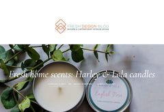 Fresh Design Blog, Fresh Home Scents 3rd February 2017
