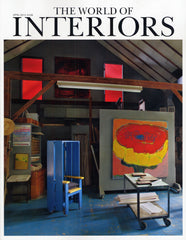 The World of Interiors Contemporary Collection April 2015
