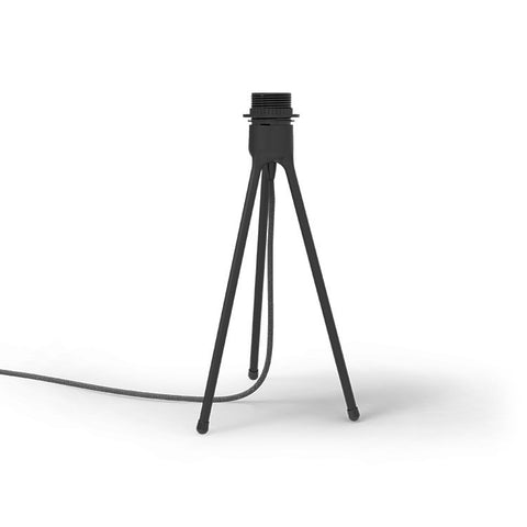 Table Tripod -Matt Black - Home Wares by Vita available from Harley & Lola - 1
