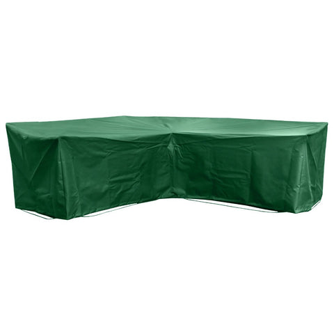 Cozy Bay® Modular L Shape Sofa Cover in Green